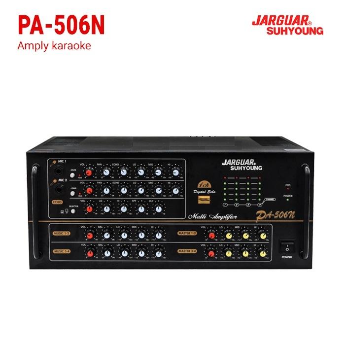 Âm ly Jaguar 506N 8 Sò Trường JK