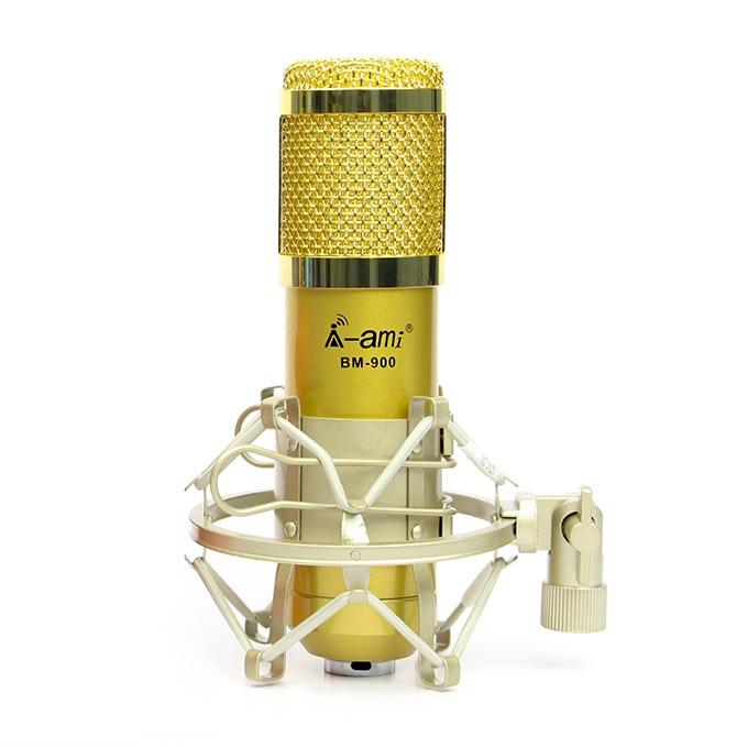 Mua micro thu âm, sound card hát live stream tại thành phố Vinh- Nghệ An