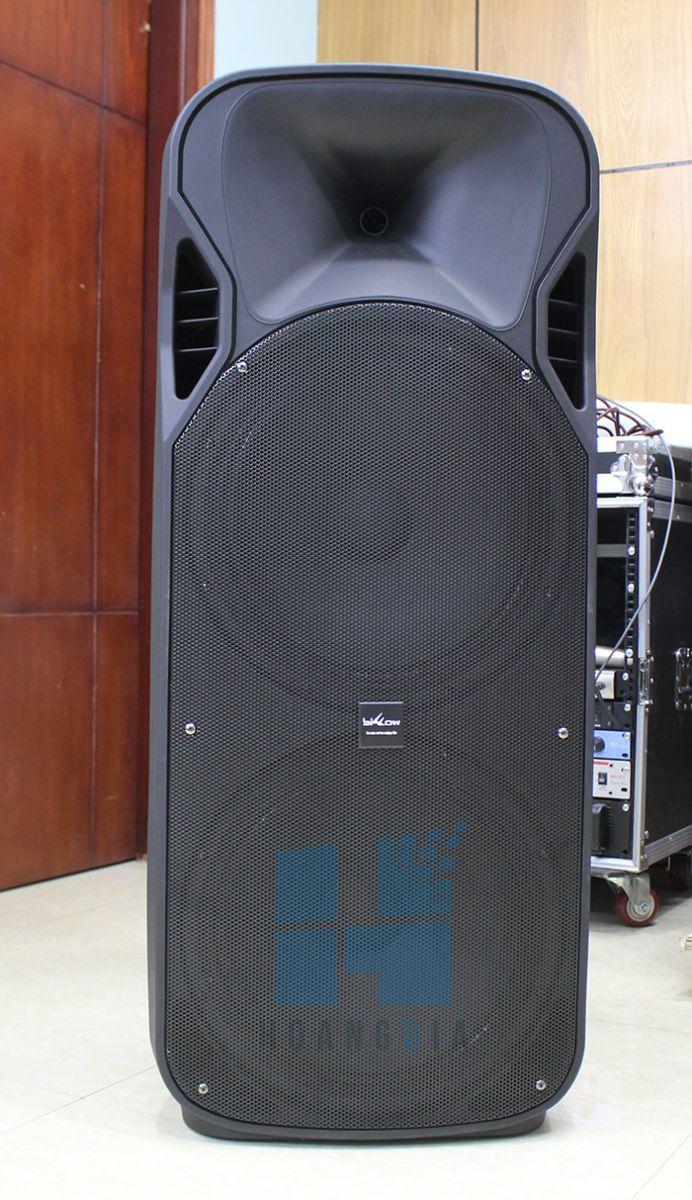 loa kéo 2 bass đôi billow d215