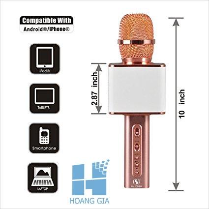 Micro Karaoke bluetooth YS-10