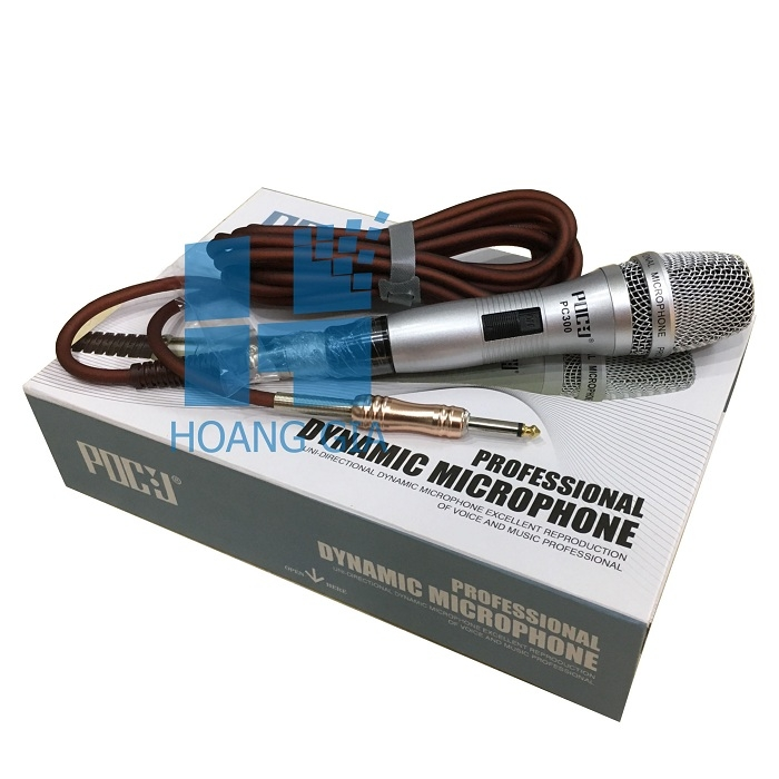 Micro có dây PDCJ PC-300