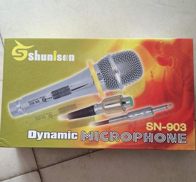 Micro có dây Shunison SN 903