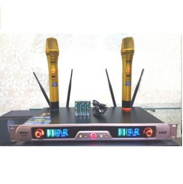 Micro không dây Shure KTV U800