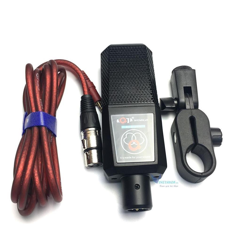 Micro thu âm AQTA ALC-280