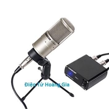 Các tiêu chí khi chọn mic thu âm