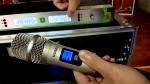 Cách chỉnh tần số micro không dây