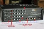 6 Lưu ý khi chỉnh Micro và amply để ổn định và độ bền cao