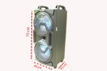 Loa kéo Di Động A/D/S TCI208D (Bass 20 x 2)