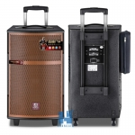 Loa kéo tay cao cấp MALONE M215 Bass 40cm