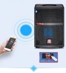 Loa Xách Tay Cao Cấp Bluetooth MALONE M610S (BASS 25cm)