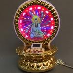 Máy niệm Phật Quan Âm 40 bài phát quang