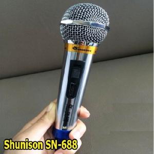 Micro Có Dây Shunison SN 688