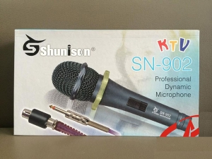 Micro có dây Shunison SN 902