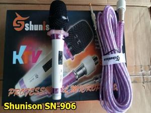 Micro Có Dây Shunison SN 906