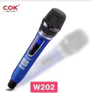 Micro đa năng cao cấp COK W202