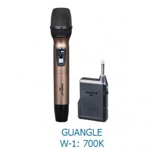 Micro không dây Guang Le W1 ( dùng cho loa kéo )