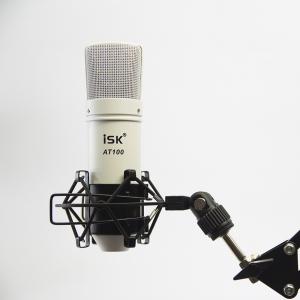 Micro thu âm ISK AT100