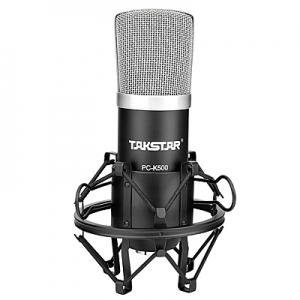 Micro thu âm Takstar PC-K500