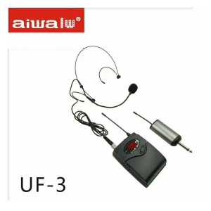 Microphone gài tai không dây Aiwa UF3